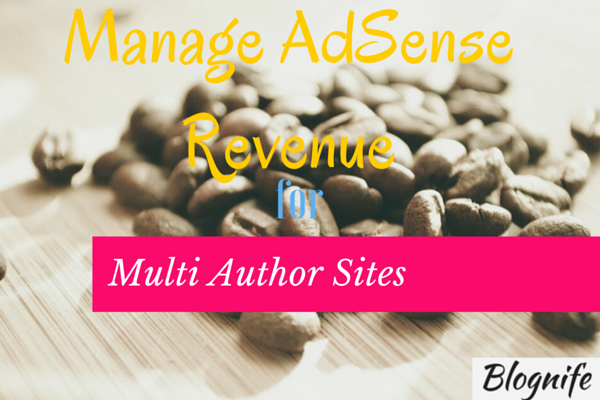 Multi Author Site Revenue Management
