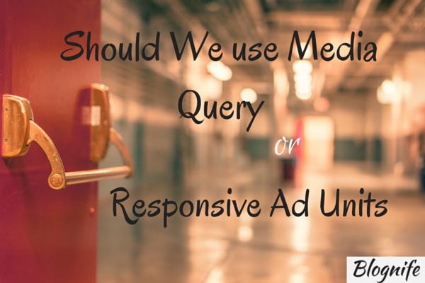 Media Query AdSense