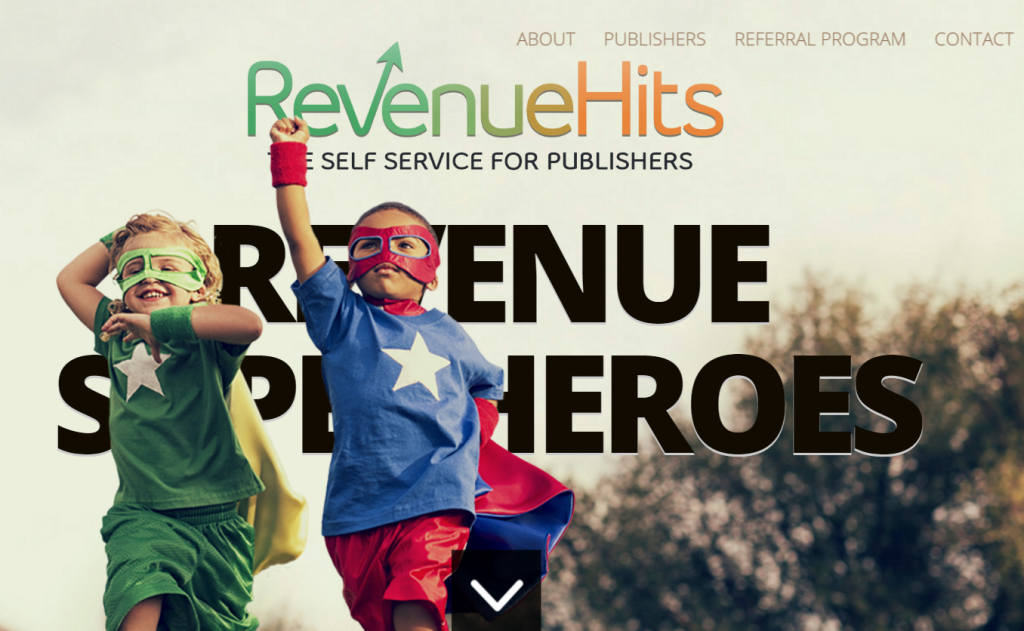 RevenueHits   Revenue Superheroes